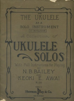 The Ukulele as a Solo Instrument, 1916